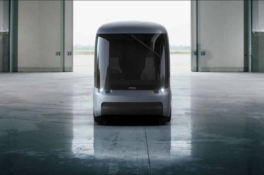 """Kia y Hyundai hacen una fuerte inversión en la empresa de vehículos eléctricos """"Arrival"""""""