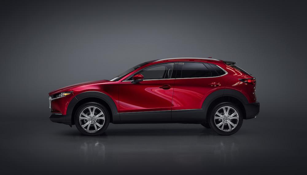 Mazda CX 30 del 2020, prueba de manejo