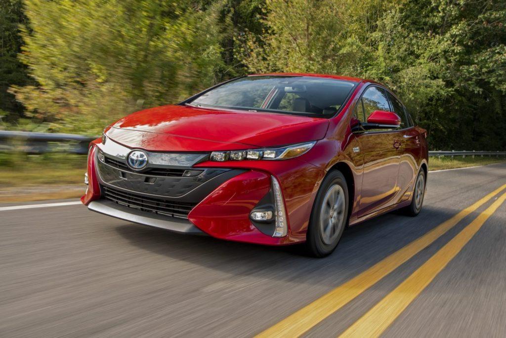 Toyota Prius Prime Limited del 2020, para los que necesitan la economía de combustible